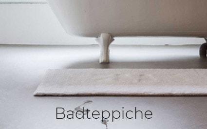 Badteppiche