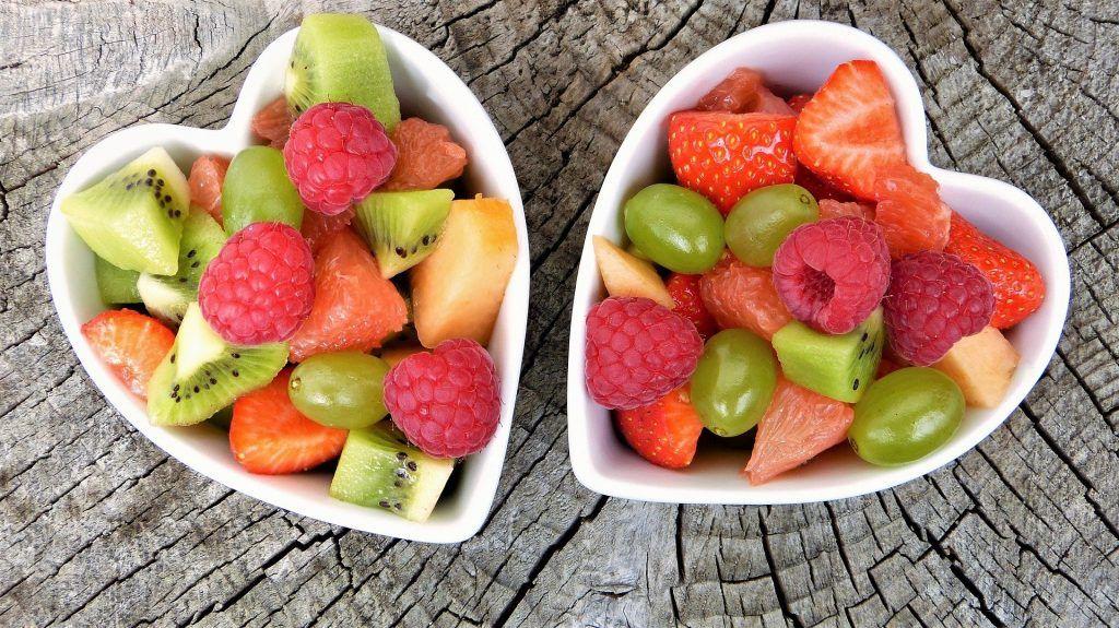 Frutas para helados para perros