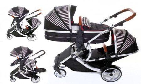 6 mejores sillas de paseo gemelares