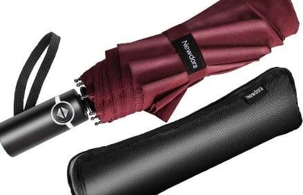 6 mejores paraguas plegables