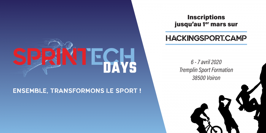 Sprintech Days, le hackathon de l'innovation technologique au profit de la performance sportive
