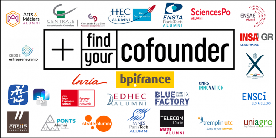 FIND YOUR COFOUNDER #5 : tech & deeptech
