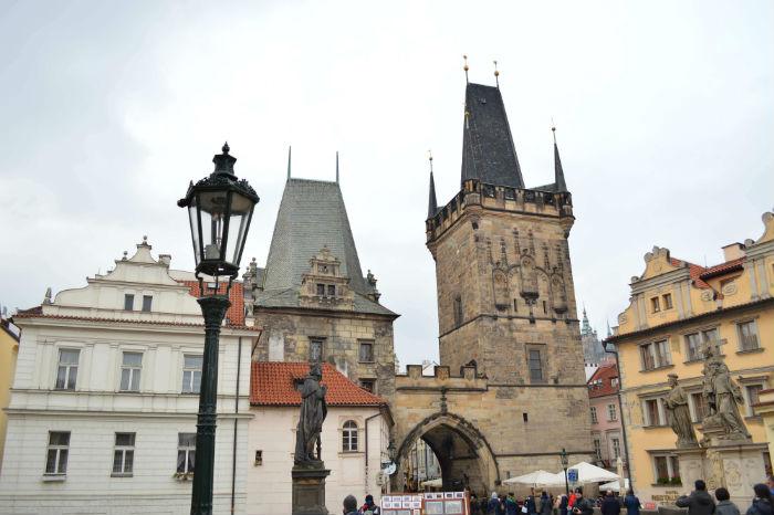 Prag – City break