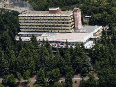 Hotel METROPOL Ohrid 4*