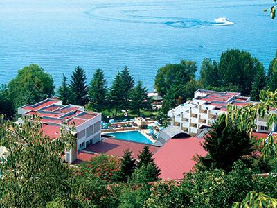 Hotel SILEKS Ohrid 4*