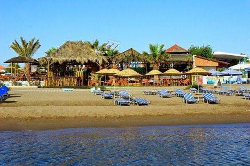 Hotel RAFFAELLO Faliraki 3*