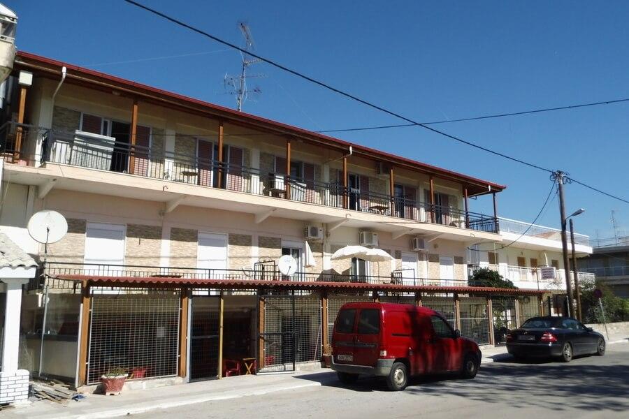 Apartmani ZAHOS Nea Plaja