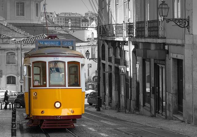 Lisabon – City break