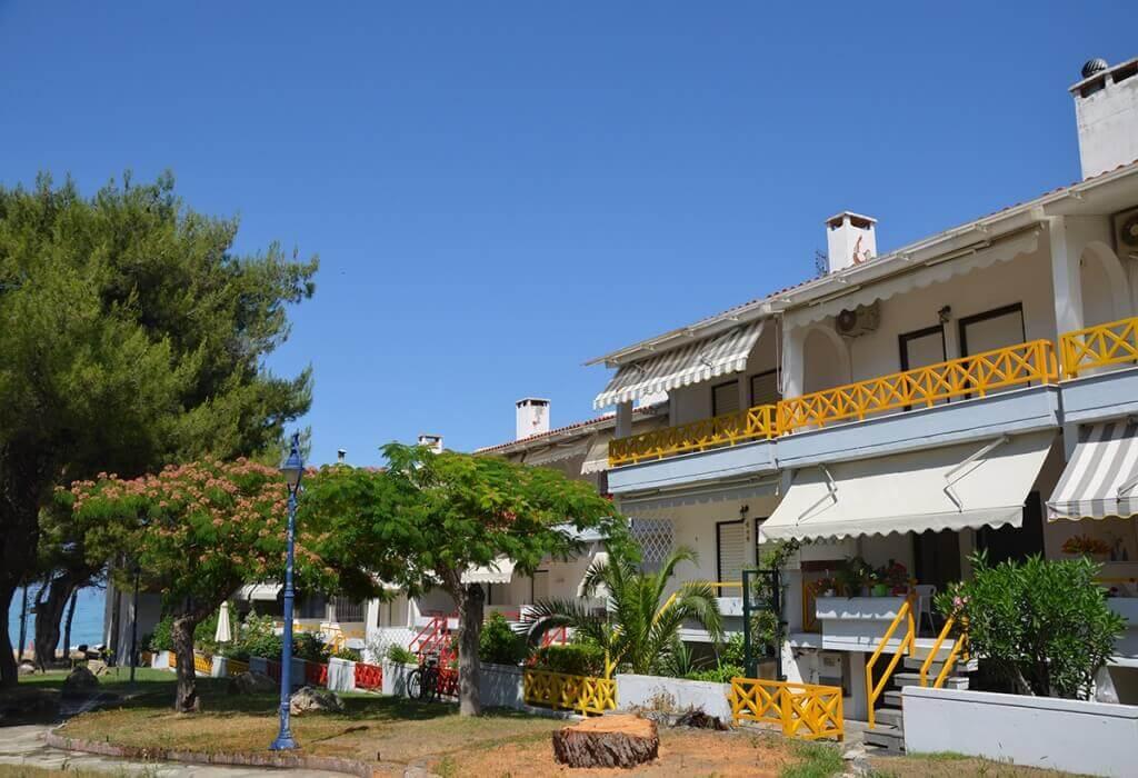 Vila DELFIN DUPLEX Hanioti