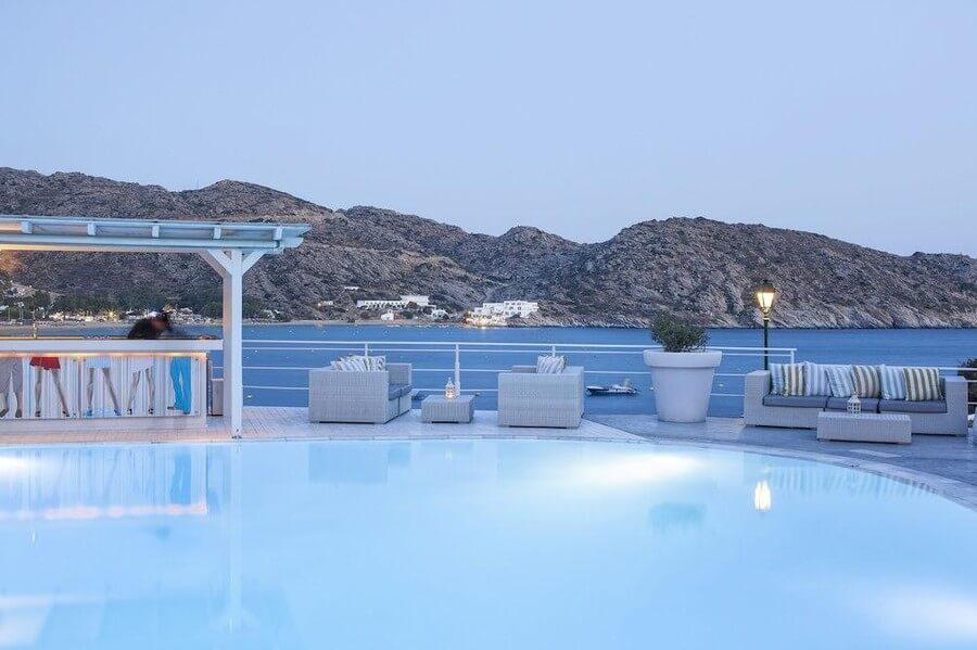 Hotel IOS PALACE 4* Ios