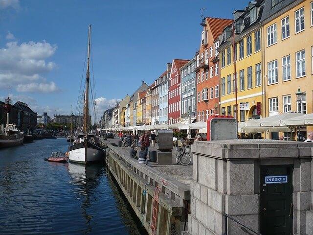 Kopenhagen – City break