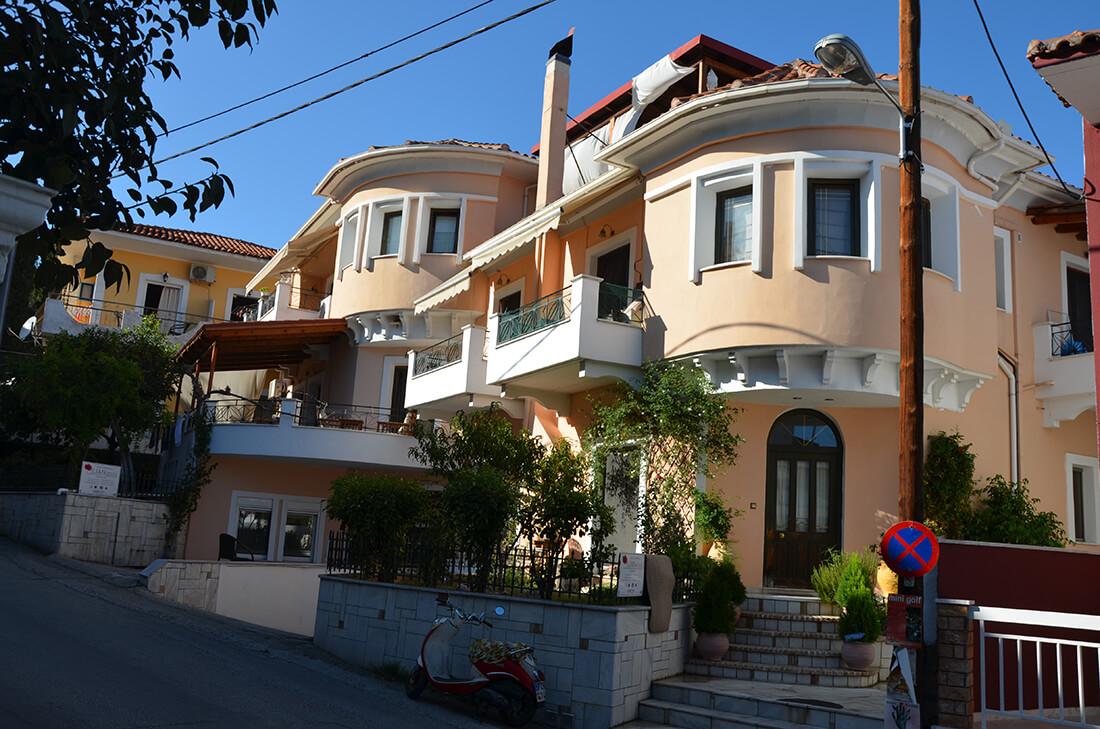 Vila ILIAN Parga