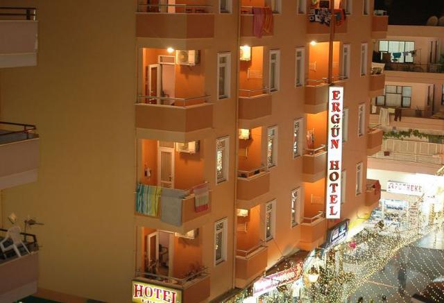 Hotel ERGUN Alanja