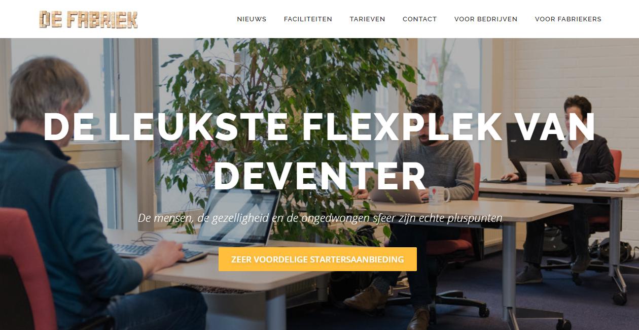 De Fabriek Deventer