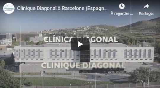 Clinique Diagonal. Barcelone, Espagne