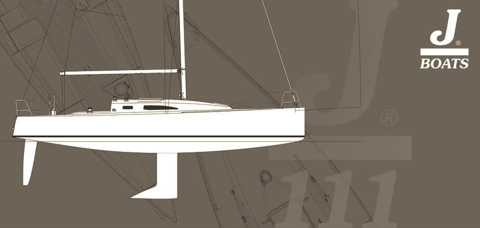 J 111 Sport Sailboat