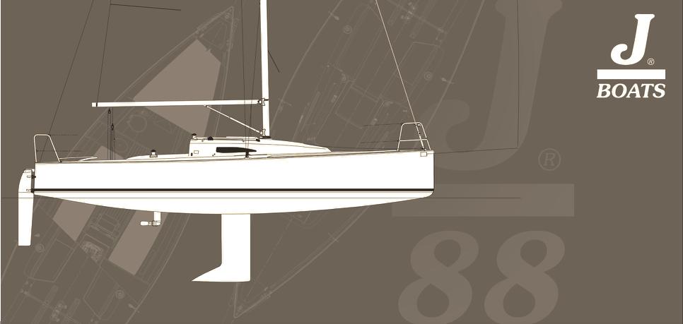 J 88 Sport Sailboat