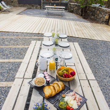 Mountain hostel tarter andorra terrace-82