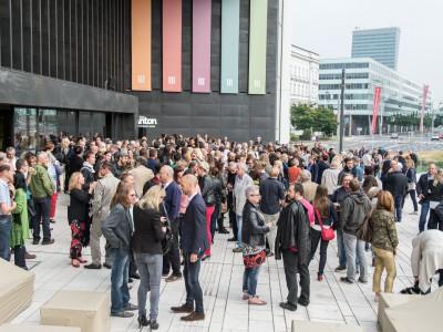 Eröffnungsvernissage Menschenbilder OÖ 2015