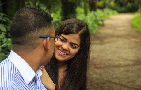 מגע בין בני זוג