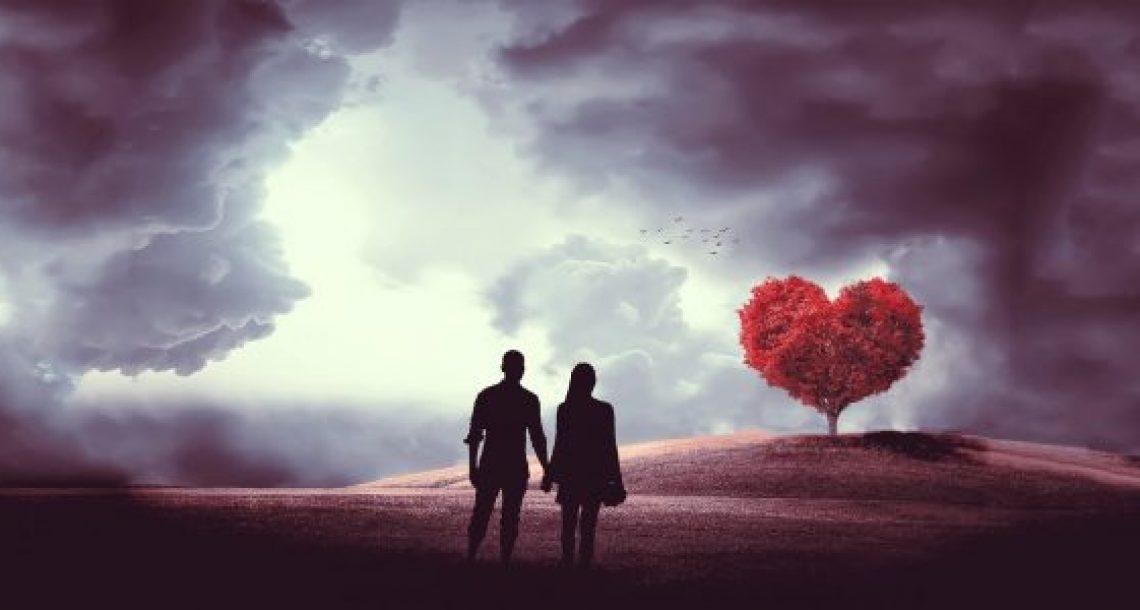 אמון בין בני זוג