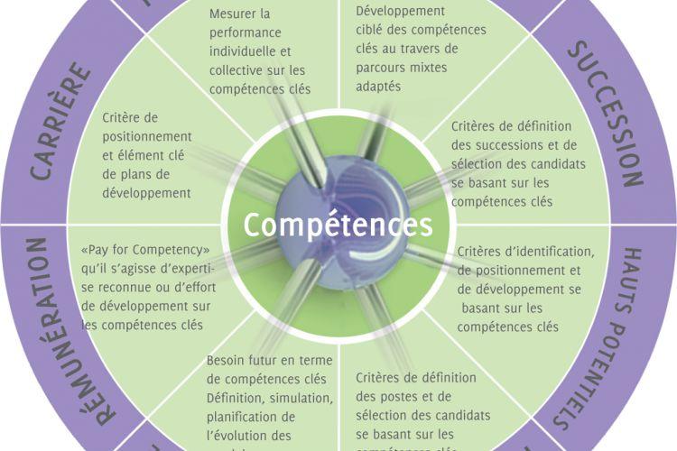 Gestion des compétences : les 3 clés de la réussite