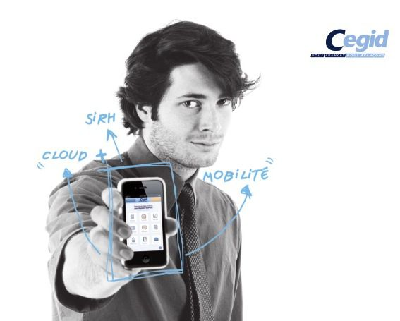 Le Cloud et les applications mobiles vont transformer nos journées de travail !