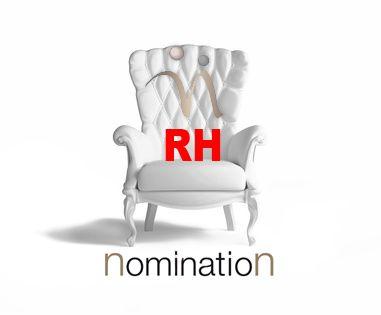 Les Nominations du mois d'octobre avec Nomination