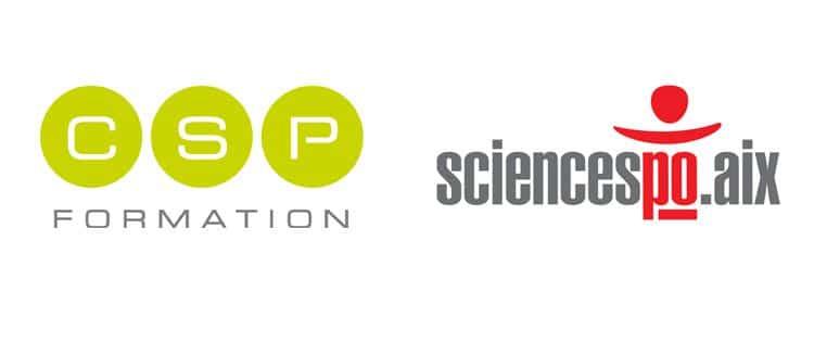 CSP Formation présente un nouveau parcours diplômant  à destination des managers en partenariat avec Sciences Po Aix