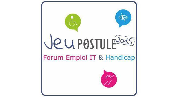 1er Forum Emploi IT & Handicap
