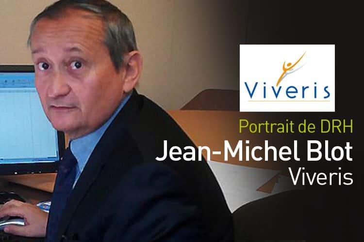 Portrait de Jean-Michel Blot, DRH chez Viveris