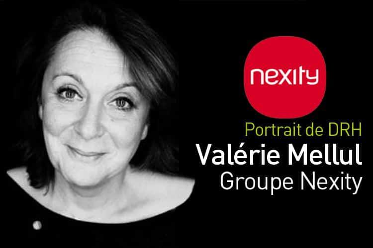 Valérie Mellul, DRH du groupe Nexity