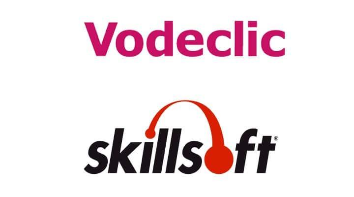 Skillsoft annonce l'acquisition de Vodeclic