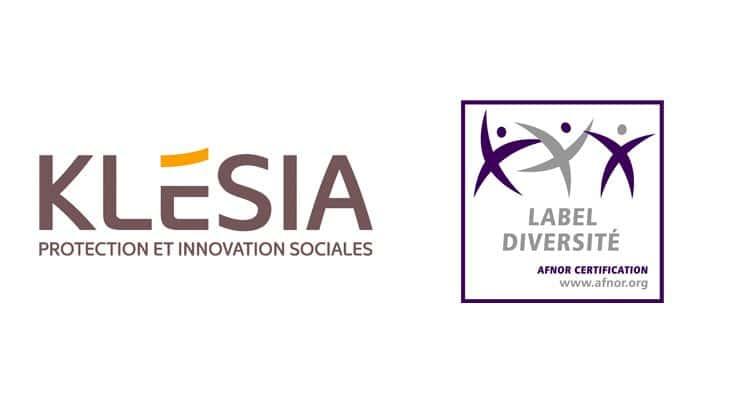 Klesia reçoit le Label Diversité