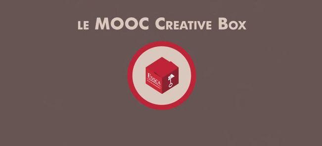 """L'ESSCA lance """"Creative Box"""", un MOOC pour développer sa créativité et innover"""