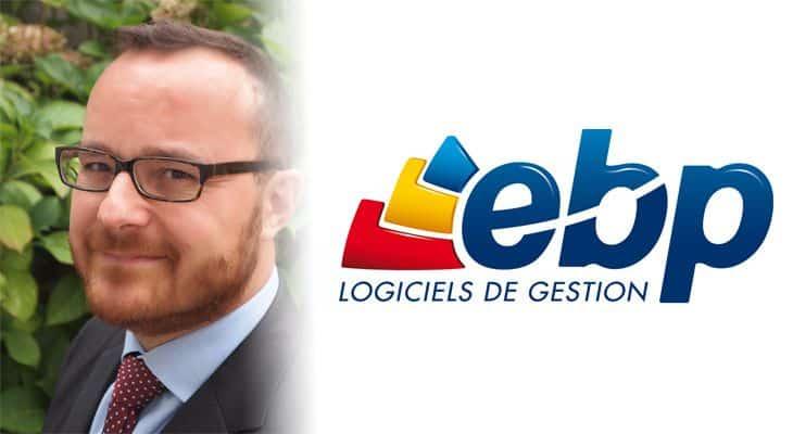 Le Groupe EBP nomme Marc-Antoine Poisson au poste de Directeur des Ressources Humaines