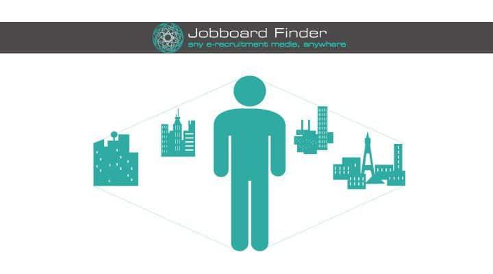 Jobboard Finder révèle le nouveau design de sa page d'accueil