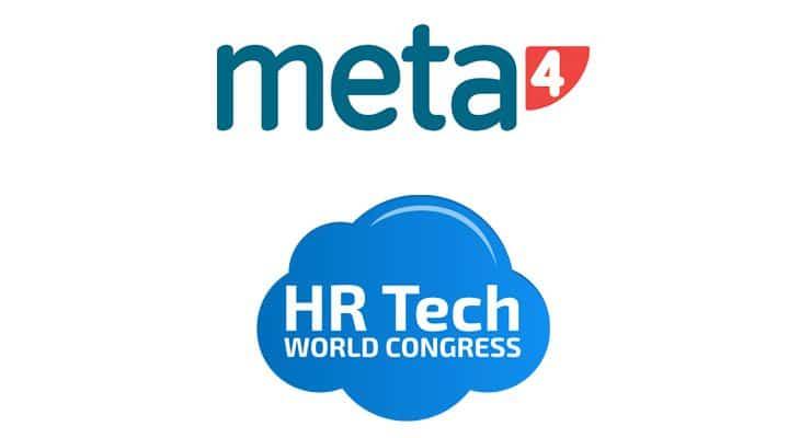 Meta4, sponsor d'HR Tech World Congress, vous y donne rendez-vous les 27 & 28 octobre prochains