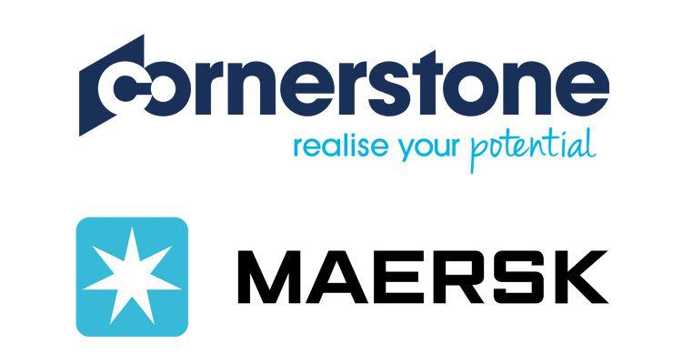Maersk rend la formation collaborative et mobile pour ses 89 000 collaborateurs avec Cornerstone OnDemand