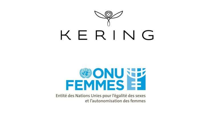 Kering et le Comité ONU Femmes France partenaires pour l'égalité femmes-hommes