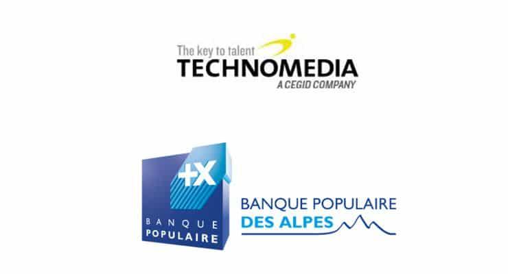 La Banque Populaire des Alpes choisit Technomedia pour la gestion de ses talents