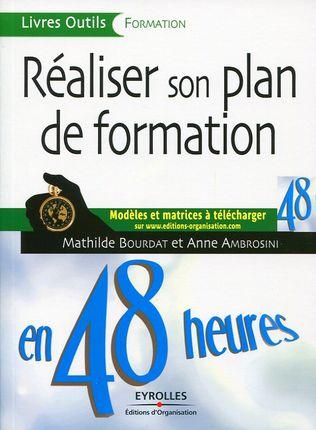 Le livre RH de la semaine : Réaliser son plan de formation en 48 heures