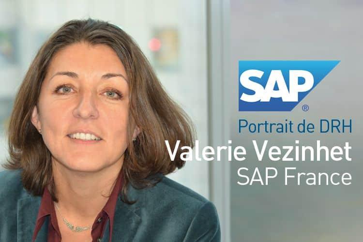 Rencontre avec Valerie Vezinhet, DRH de SAP France