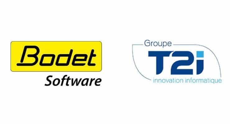 Le Groupe T2i renforce son partenariat avec Bodet