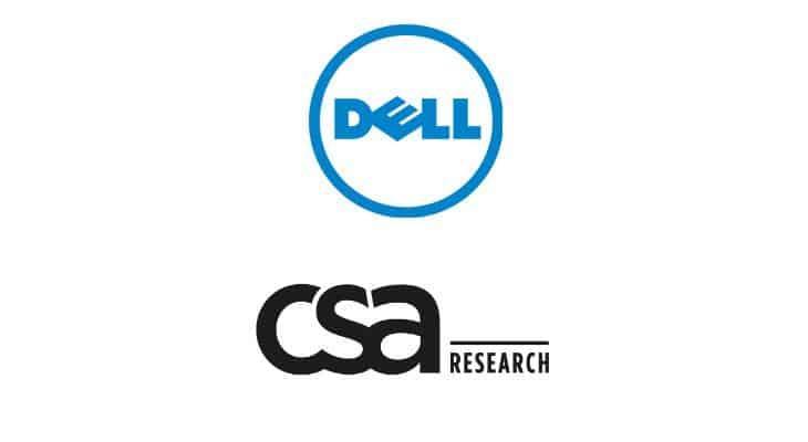 Dell dévoile les résultats d'une étude CSA sur les startupers