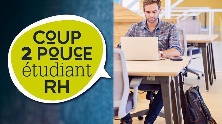 Coup 2 pouce étudiants RH : la prise de décision en sélection professionnelle