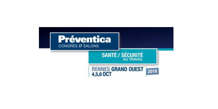 Le Congrès/Salon Préventica, Santé et Sécurité au travail : l'événement en région pour les acteurs de la prévention des risques