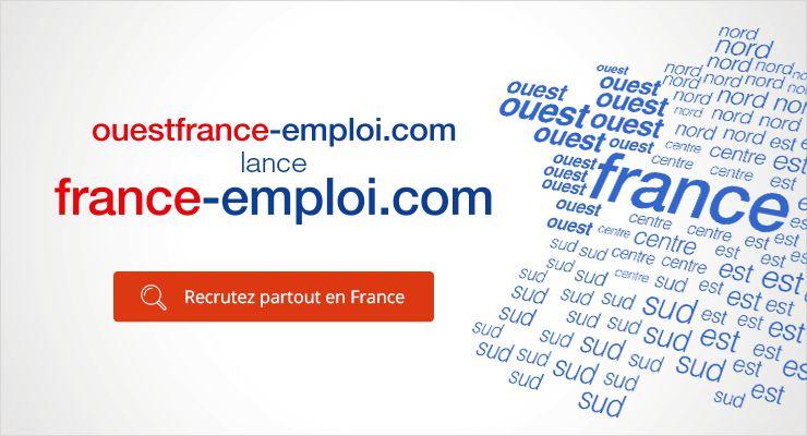 FRANCE EMPLOI, un nouveau site emploi national sur le marché du recrutement