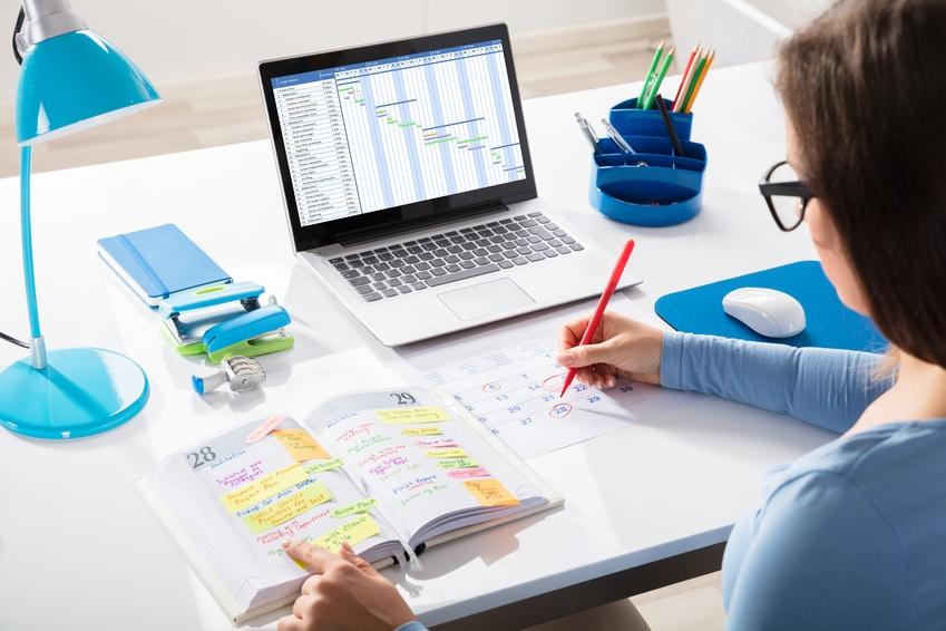 Excel pour planifier le travail ?