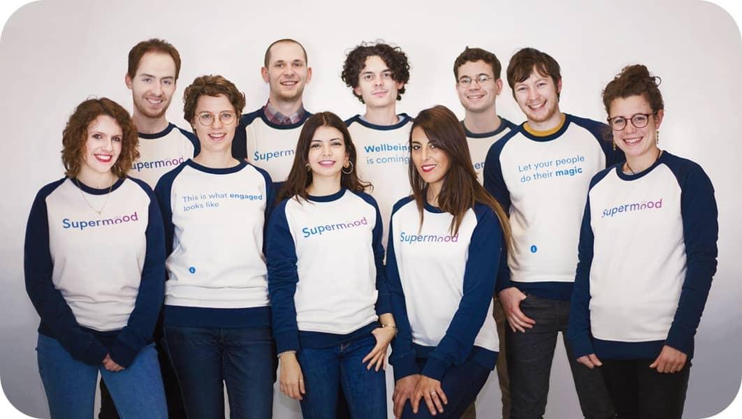 SuperMood, la nouvelle plateforme du bien-être au travail